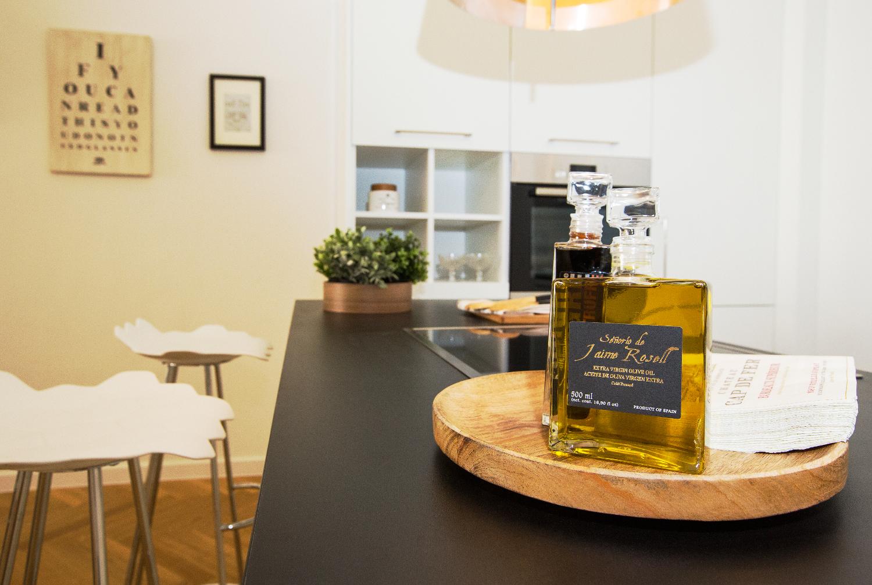 Carlsson Homestaging Küchen deko Öl, Essig