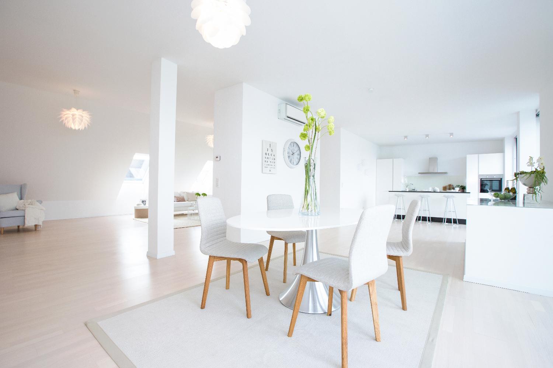 Luxus Dachgeschoßwohnung